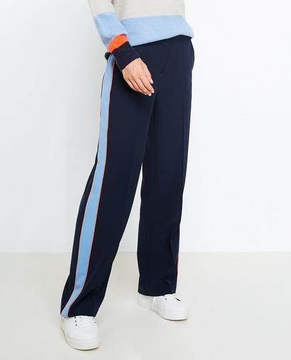 Soepele pantalon